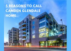 5 Reasons to Call Camden Glendale Home