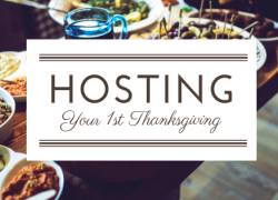 Hosting Your 1st Thanksgiving in your Camden apartment