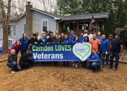 Camden Loves Veterans