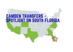 Camden Transfers - Spotlight on South Florida
