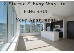 3 Essential Feng Shui Tips for your Apartment