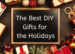The Best DIY Gifts for the Holidays