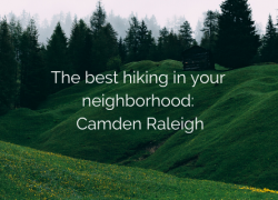 The best hiking in your neighborhood: Camden Raleigh