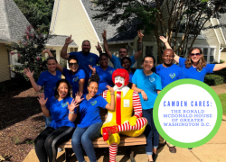 Camden Cares: The Ronald McDonald House of Greater Washington D.C.