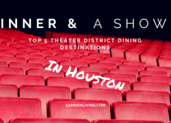 Houston Theater District Dining