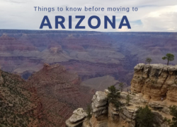 Things to know before moving to Arizona