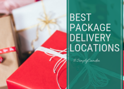 best holiday package delivery locations