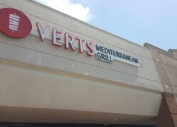 Houston Texas have you been to VERTS Mediterranean Grill?