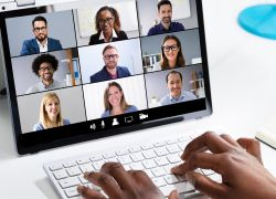 Work from Home Tips: Video Conference Etiquette
