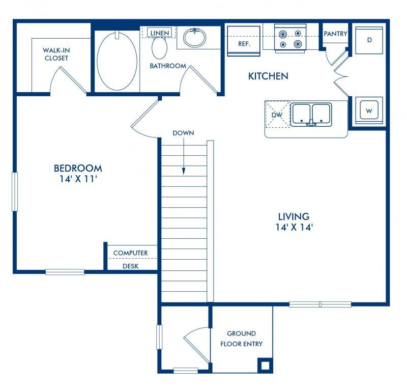 1, 2 & 3 Bedroom Apartments In Cedar Park, TX