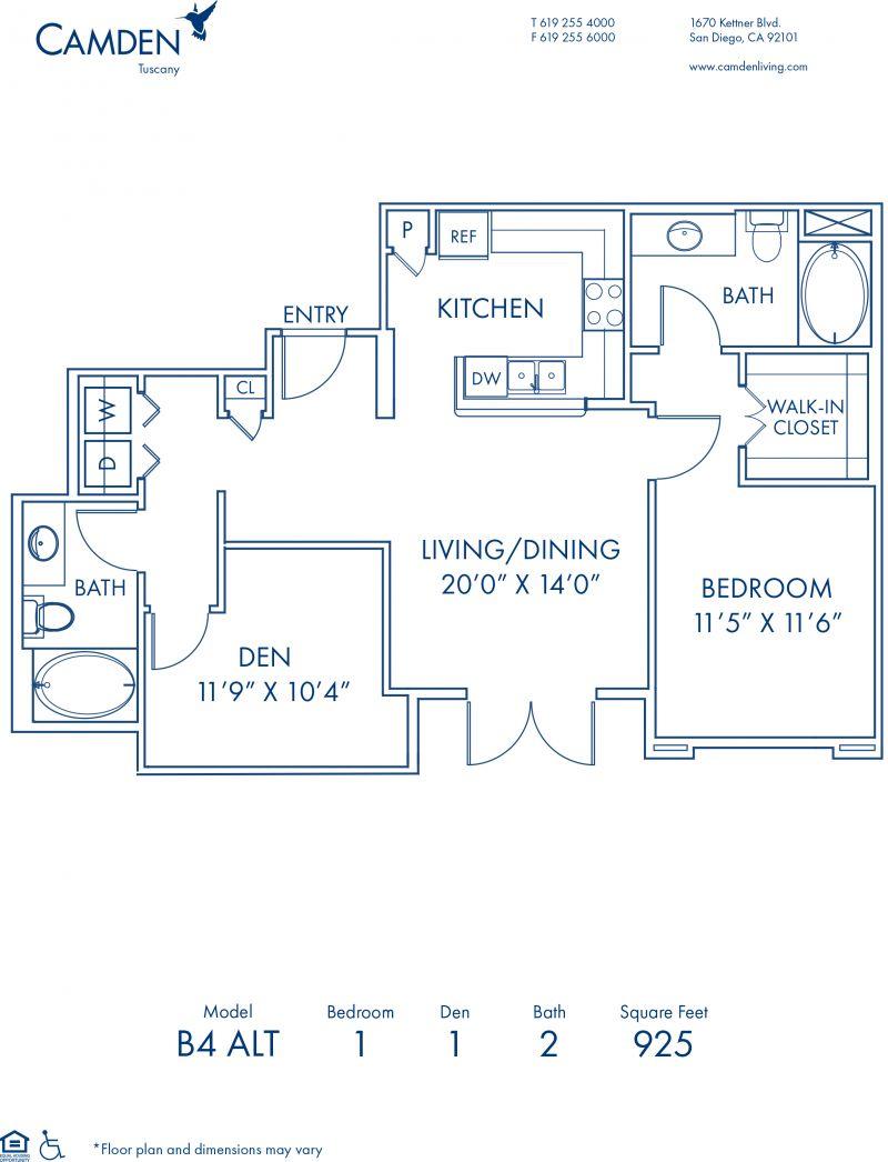 Studio, 1, 2 & 3 Bedroom Apartments in San Diego, CA ...