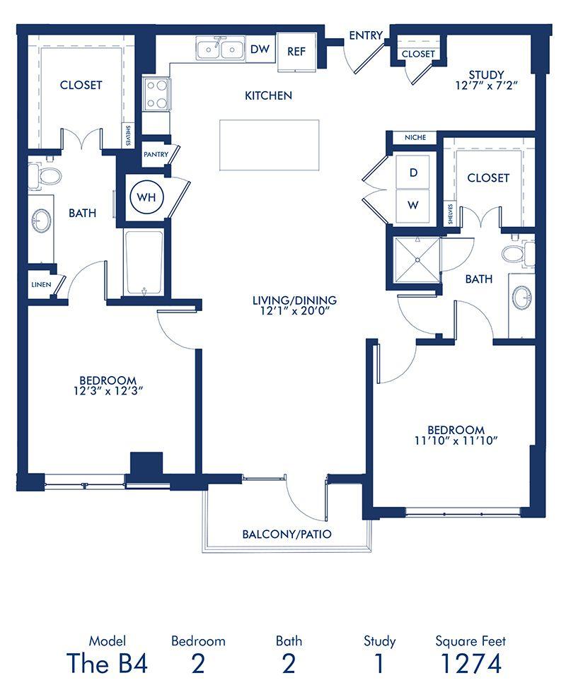 Studio Apartments Houston: Studio, 1, 2 & 3 Bedroom Apartments In Houston, TX