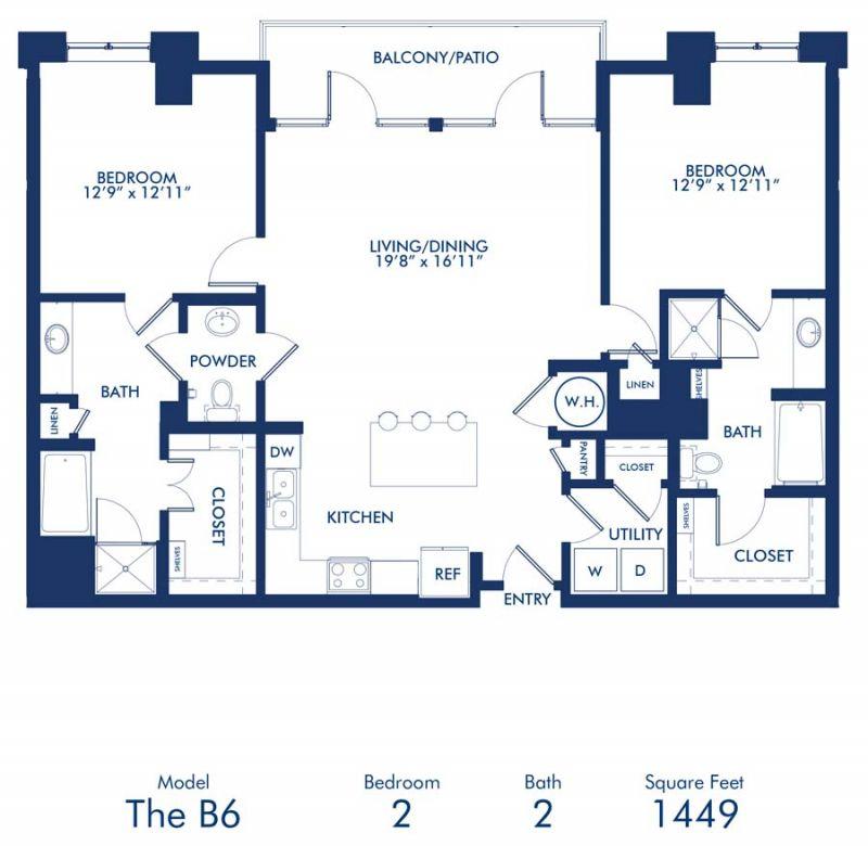 Studio, 1, 2 & 3 Bedroom Apartments In Houston, TX