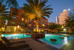 Camden City Centre Apartments in Houston, Texas