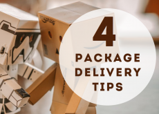 4 Package Delivery Tips