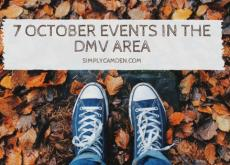 7 October events in the DMV area