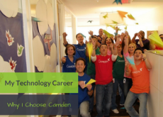 Camden Information Technology Works Hard and Has Fun