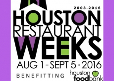 It's The Most Wonderful Time of the Year...Houston Restaurant Weeks in Houston Texas!