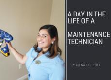 A Day in the Life of a Maintenance Technician