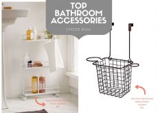 top bathroom accessories