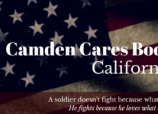 Camden Cares Boot Campaign - Veterans