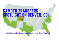 Camden Transfers - Spotlight on Denver