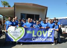 Camden Cares: Giving Back to a Veteran in Need