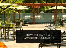 How to Have an Awesome Cook Out