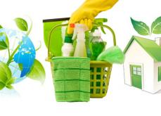 Go Green When You Spring Clean