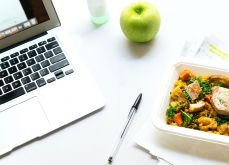 Healthy and Easy Work from Home Lunch Ideas