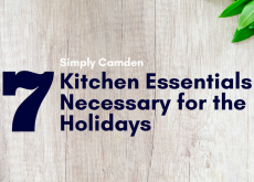 7 Kitchen Essentials Necessary for the Holidays