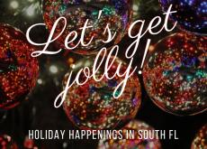 Holiday in South FL
