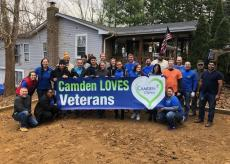 Camden Loves Veterans