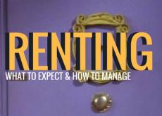 Renting: What to Expect & How to Manage