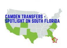 Camden Transfers - Spotlight on South Florida