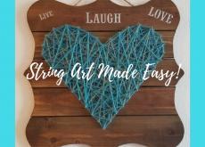 String Art Made Easy!