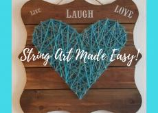 String Art Made Easy!