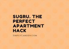 Sugru. The Perfect Apartment Hack