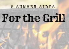 grilled summer sides