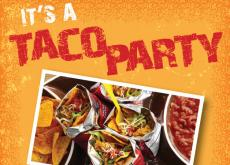 Walking Taco Party!