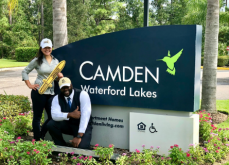 3 Reasons It's a UCF Knight's Life at Camden Waterford Lakes