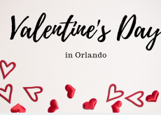 Valentine's Day in Orlando