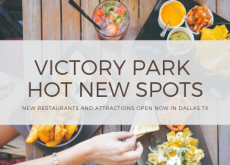 New Restaurants Open In Dallas, TX Victory Park