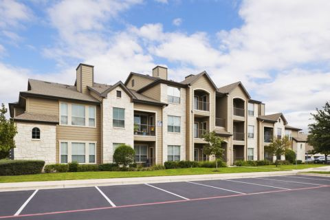 Exterior at Camden Amber Oaks Apartments in Austin, TX