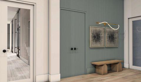 Hallway at Camden Atlantic Apartments in Plantation, FL