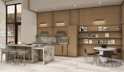 Workspace at Camden Atlantic Apartments in Plantation, FL