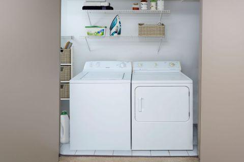 Washer Dryer at Camden Aventura Apartments in Aventura, FL