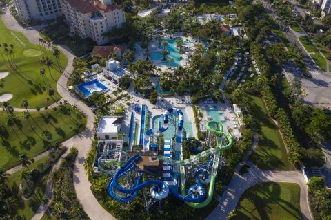 Water Park Near Camden Aventura Apartments in Aventura, FL