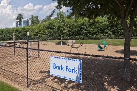 Bark Park at Camden Ballantyne Apartments in Charlotte, NC
