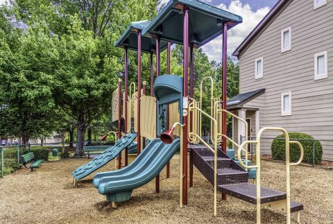 Playground at Camden Ballantyne Apartments in Charlotte, NC